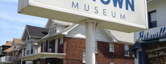Motown Historical Museum / Hitsville U.S.A. is one of Detroit.