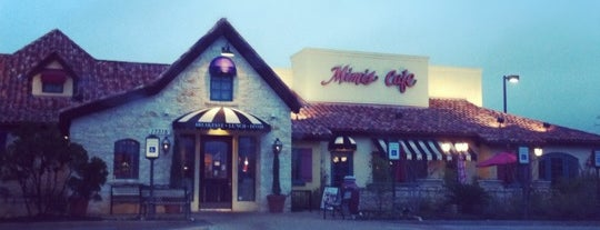 Mimi's Bistro + Bakery is one of Favorite eateries.