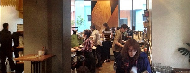 The League of Honest Coffee is one of Worldwide coffee TODO.