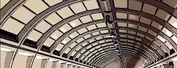 Forest Glen Metro Station is one of DC Metro Insider Tips.
