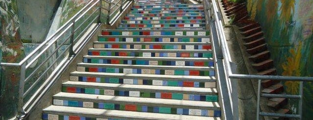 Escadaria 24 de Maio is one of :).