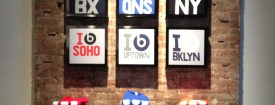 Beats By Dre Store is one of Silicon Alley, NYC (List #2).