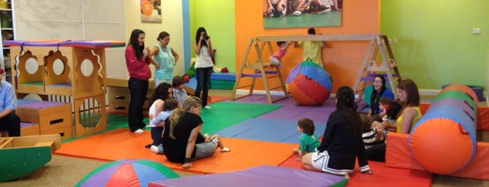 Gymboree Play & Music is one of Locais curtidos por Marty.