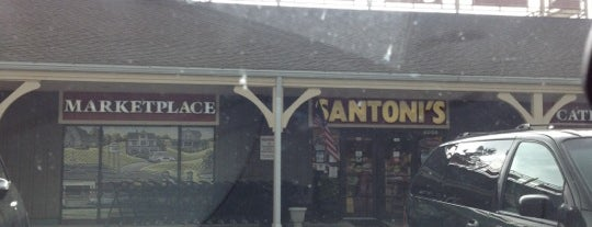Santoni's - Glyndon is one of Places I've Reviewed.