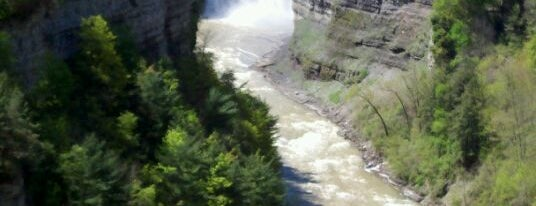 Letchworth State Park is one of New York State Parks.