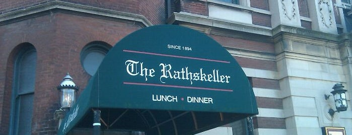 The Rathskeller is one of Indiana.