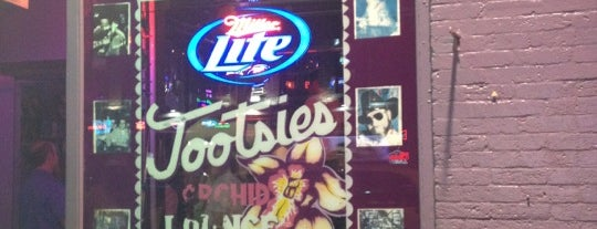 Tootsie's World Famous Orchid Lounge is one of Nashville.