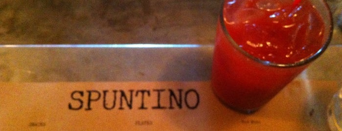 Spuntino is one of Food & Drink to check out.