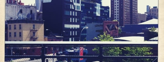 High Line is one of Partners in Preservation-New York City.