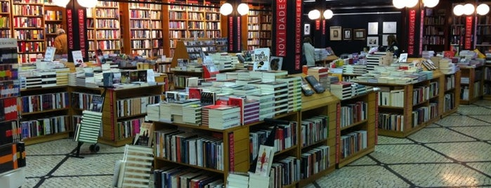 Livraria Barata is one of LX.
