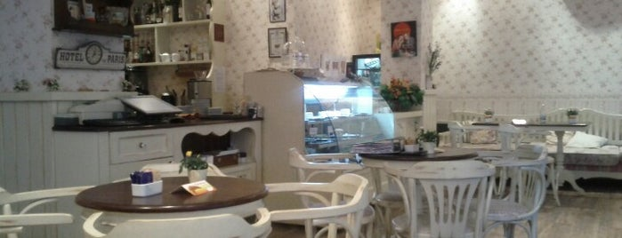 Le Salon aux Fleurs is one of Sofia City Guide.