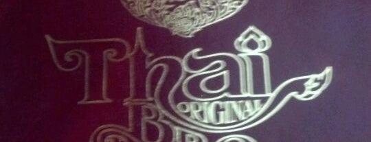 Thai Original BBQ Restaurant is one of SoCal.