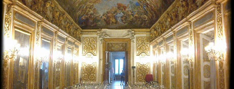 Palazzo Medici-Riccardi is one of A FIRENZE CON I BAMBINI.