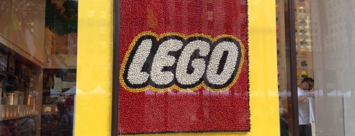 The LEGO Store is one of #myhints4NewYorkCity.