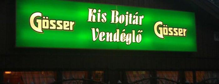 Kisbojtár Vendeglõ is one of Lieux qui ont plu à Rita.