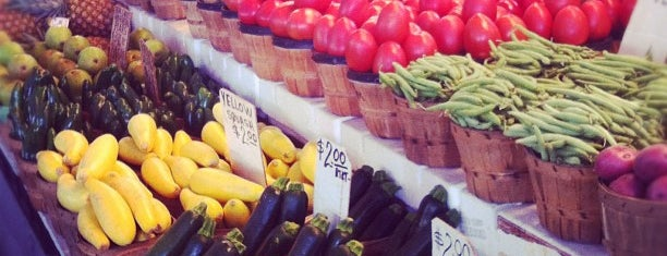 Dallas Farmers Market is one of The Big D.