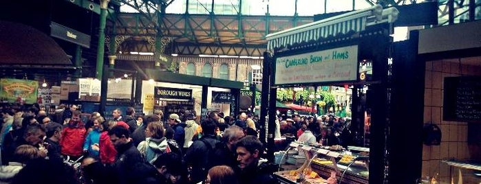 Borough Market is one of London Markets.