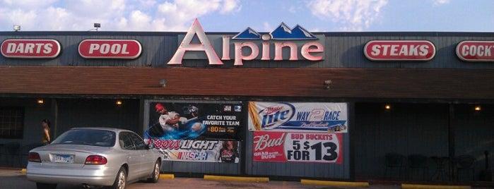 The Alpine Inn is one of Lieux qui ont plu à Ileana.