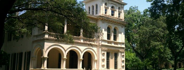King William Historic District is one of StorefrontSticker #4sqCities: San Antonio.