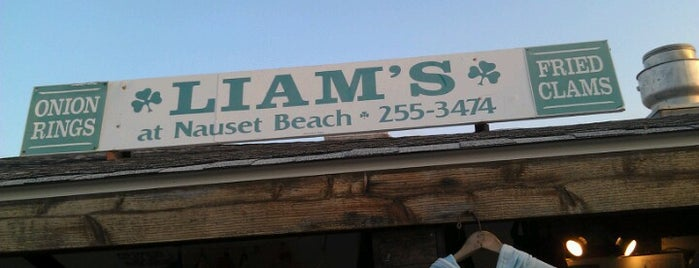Liam's at Nauset Beach is one of cape cod.