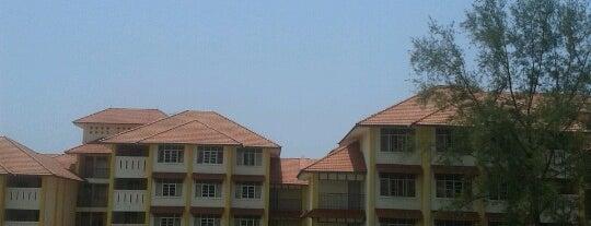 Universiti Sultan Zainal Abidin (UniSZA) is one of Learning Centers #2.