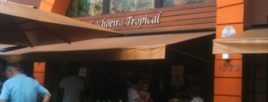 Cachoeira Tropical is one of Orte, die Bianca gefallen.