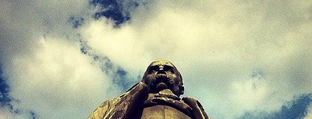 Пам'ятник Тарасу Шевченку / Monument to Taras Shevchenko is one of Ярослав 님이 좋아한 장소.