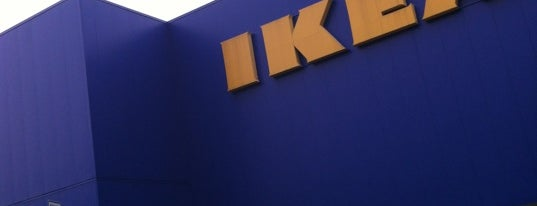 IKEA is one of Lugares favoritos de Erik.