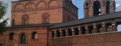 Krutitsy Metochion is one of Православные церкви на Таганке.