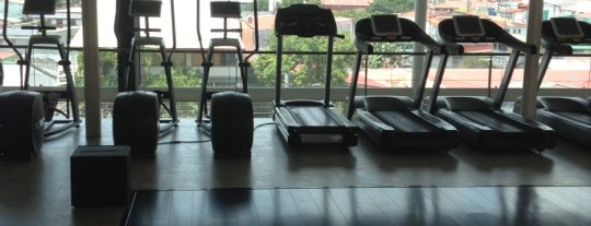 Gym Alvarado is one of Locais curtidos por Rassiel.