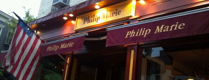 Philip Marie is one of Veronica's Boozy Brunch NYC.
