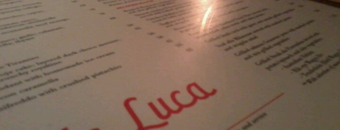 de Luca is one of The Happening Spot around Jakarta.