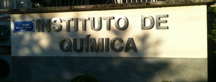 UFF - Instituto de Química is one of Will César 님이 좋아한 장소.