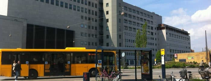 Borups Plads is one of Plaza-sightseeing i København.