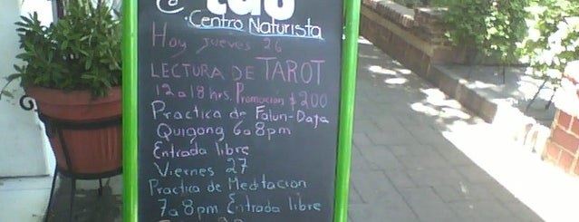 Centro Tao Naturista is one of a comer!.