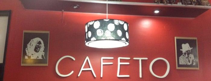 Cafeto Expresso Bar is one of Cerca de casa.