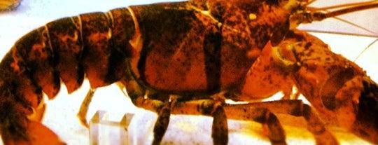 Red Lobster is one of Gespeicherte Orte von G.