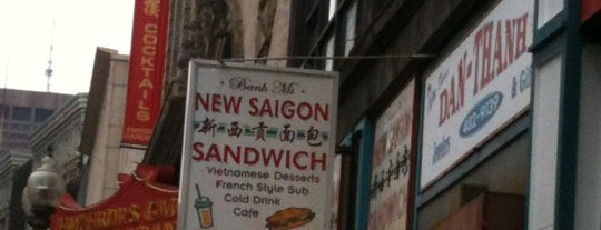 New Saigon Sandwich is one of Sandwiches in Boston.
