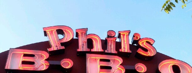 Phil's BBQ is one of Favorite San Diego Restaurants.