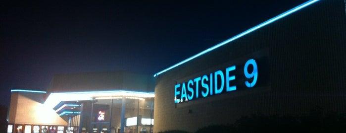 GQT Eastside 10 IMAX is one of Lieux qui ont plu à Heather.