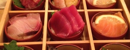 Hatsuhana is one of Sushi.