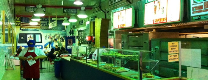 Lamonica's New York Pizza is one of pizza places of world 2.