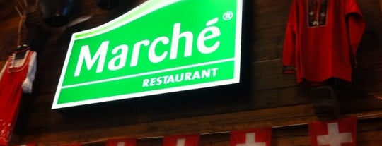 Marché is one of Singapore To Try.