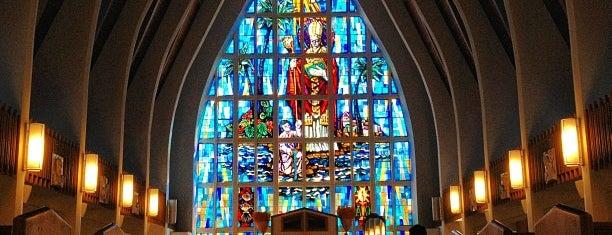 St Augustine's Catholic Church is one of Posti che sono piaciuti a Jason.