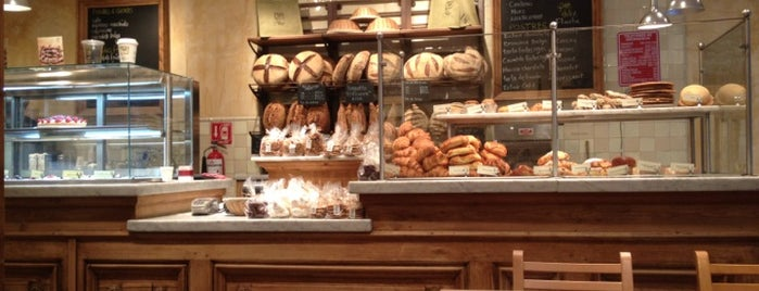 Le Pain Quotidien is one of Comida Favorita.