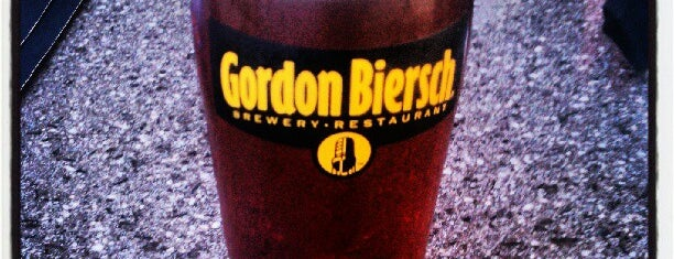 Gordon Biersch Brewery Restaurant is one of Stephen : понравившиеся места.