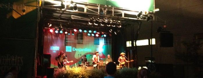 Francofolies de Montréal 2012 is one of Brian's Liked Places.