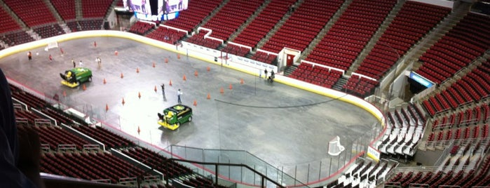 PNC Arena is one of Stadium.