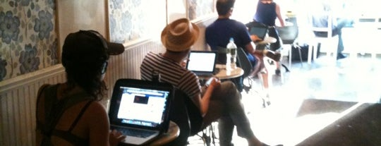 Variety Coffee Roasters is one of NYC Laptop Friendly Spots.