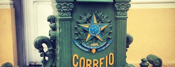 Centro Cultural dos Correios is one of Olinda e Recife.